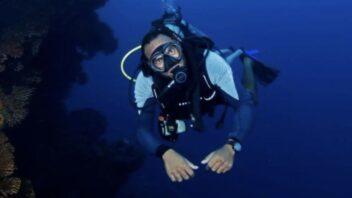 Diving in Palancar